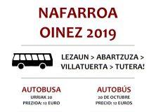 Nafarroa  Oinezerako  Bus  zerbitzua
