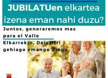 Asociación jubilados
