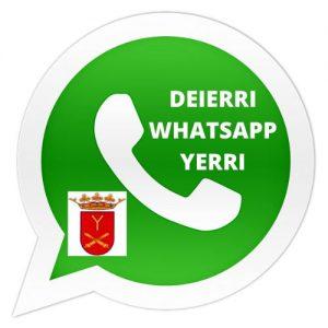 Whatsapp Yerri